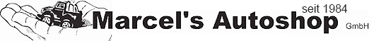 Marcels Autoshop GmbH Logo