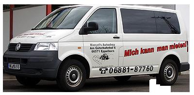 Mietwagen-Service